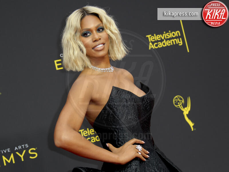 Laverne Cox - Los Angeles - 16-09-2019 - Creative Arts Emmy Awards 2019, vincono Game Of Thrones e HBO