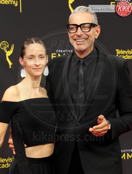 Emilie Livingston, Jeff Goldblum - Los Angeles - 15-09-2019 - Creative Arts Emmy Awards 2019, vincono Game Of Thrones e HBO