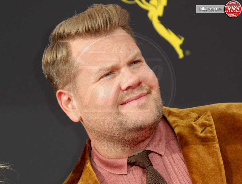 James Corden - Los Angeles - 15-09-2019 - Creative Arts Emmy Awards 2019, vincono Game Of Thrones e HBO