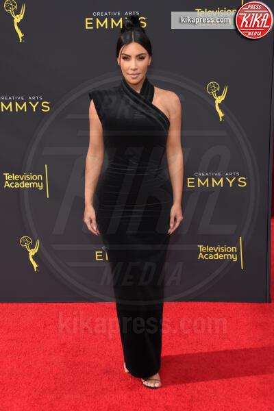 Kim Kardashian - Los Angeles - 16-09-2019 - Creative Arts Emmy Awards 2019, vincono Game Of Thrones e HBO