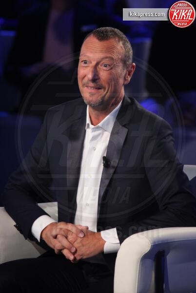 Amadeus - Roma - 16-09-2019 - Domenica In: Giulia De Lellis infiamma il dibattito