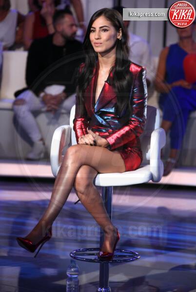 Giulia De Lellis - Roma - 16-09-2019 - Domenica In: Giulia De Lellis infiamma il dibattito