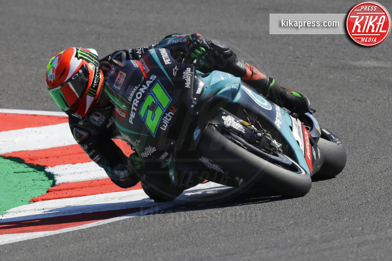 Franco Morbidelli - Rimini - 13-09-2019 - Moto Gp Misano: Vinales in pole position