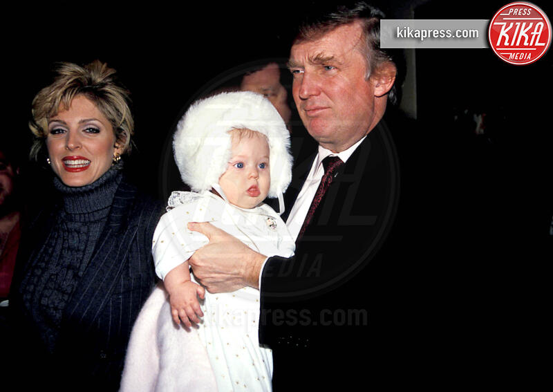 Tiffany Trump, Marla Maples, Donald Trump - New York - 01-01-2011 - Tiffany Trump: niente foto con papà Donald, è