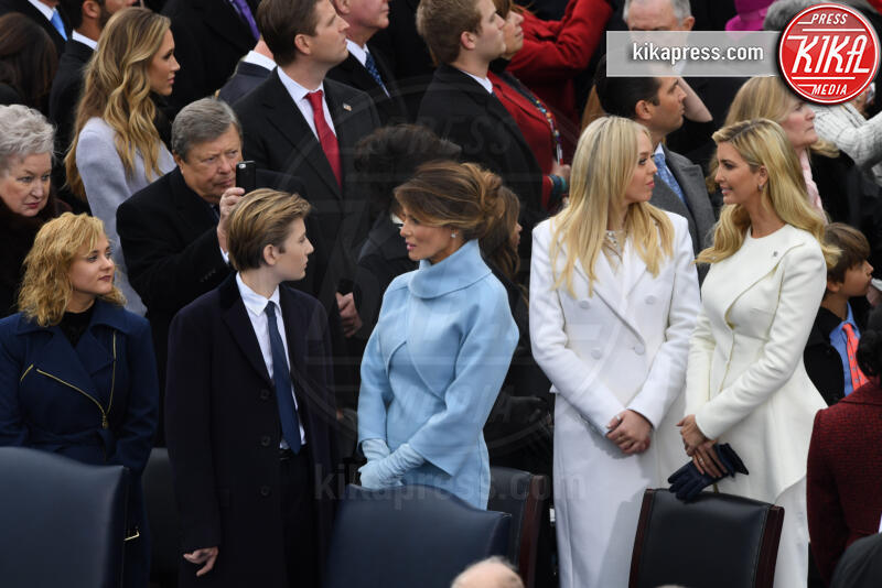 Melania Trump, Tiffany Trump, Ivanka Trump - Washington - 20-01-2017 - Tiffany Trump: niente foto con papà Donald, è