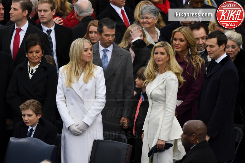 Tiffany Trump, Ivanka Trump - Washington - 20-01-2017 - Tiffany Trump: niente foto con papà Donald, è