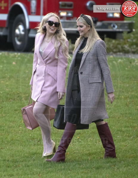 Tiffany Trump, Ivanka Trump - Washington - 20-11-2018 - Tiffany Trump: niente foto con papà Donald, è