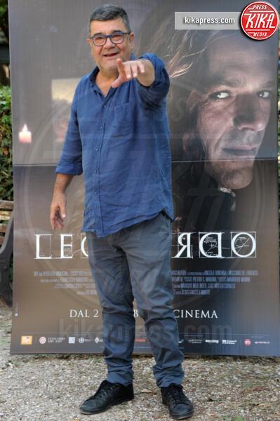 Francesco Pannofino - Roma - 18-09-2019 - Luca Argentero diventa Leonardo da Vinci per Sky