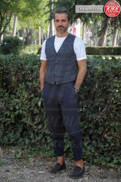 Luca Argentero - Roma - 18-09-2019 - Luca Argentero diventa Leonardo da Vinci per Sky