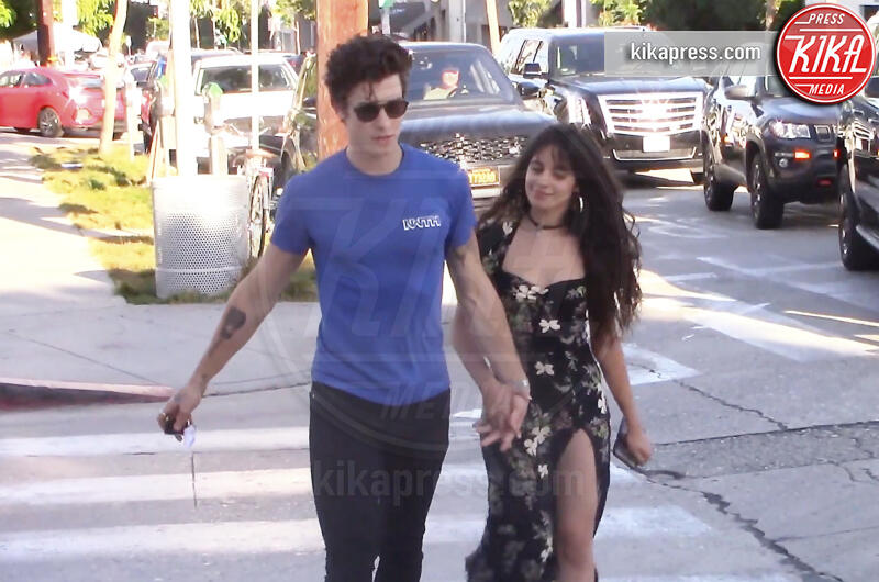 Shawn Mendes, Camila Cabello - West Hollywood - 19-09-2019 - Camila Cabello e Shawn Mendes, ecco il loro nido d'amore