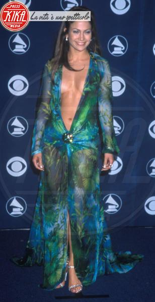 Jennifer Lopez - Hollywood - 23-02-2000 - Jennifer Lopez e il Jungle Dress: meglio oggi o meglio ieri?