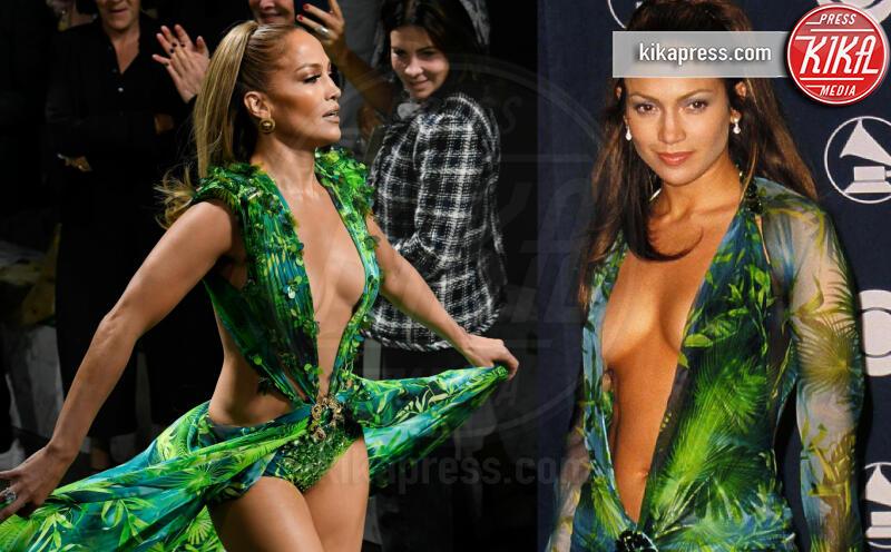 Jennifer Lopez - 21-09-2019 - Jennifer Lopez e il Jungle Dress: meglio oggi o meglio ieri?
