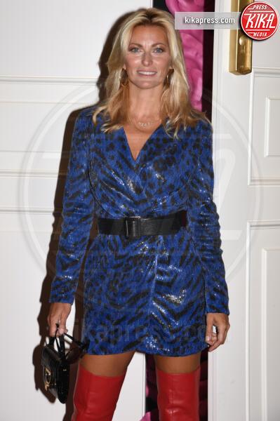 Federica Fontana - Milano - 20-09-2019 - MFW: Giulia De Lellis, raffinata in pizzo da Blumarine