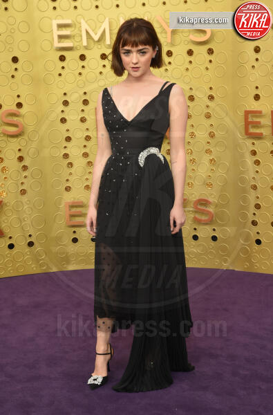 Maisie Williams - Los Angeles - 23-10-2019 - Emmy 2019: trionfano Fleabag, Game of Thrones e Chernobyl