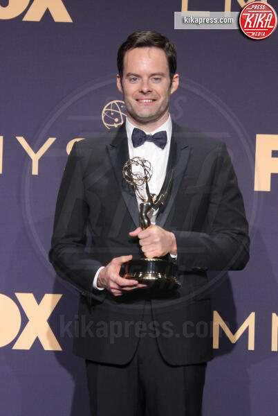 Barry&#39, Emmy Winner for Lead Actor In A Comedy Series, &#39, Bill Hader - Los Angeles - 22-09-2019 - Emmy 2019: trionfano Fleabag, Game of Thrones e Chernobyl