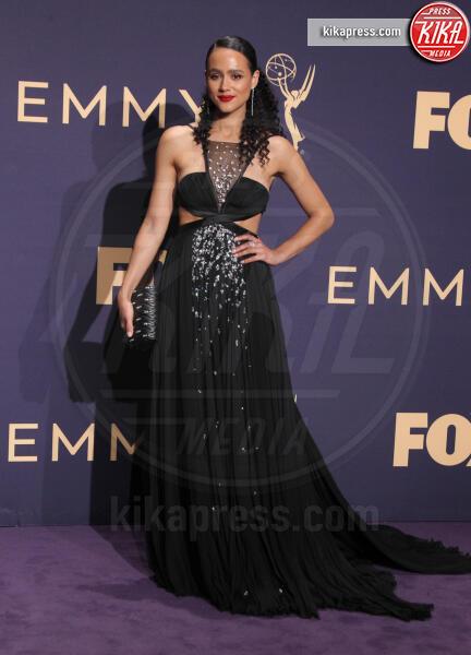 Nathalie Emmanuel - Los Angeles - 22-09-2019 - Emmy 2019: trionfano Fleabag, Game of Thrones e Chernobyl