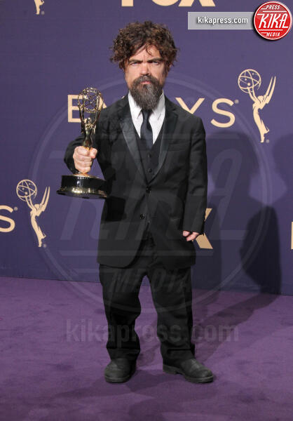 Peter Dinklage - Los Angeles - 22-09-2019 - Emmy 2019: trionfano Fleabag, Game of Thrones e Chernobyl