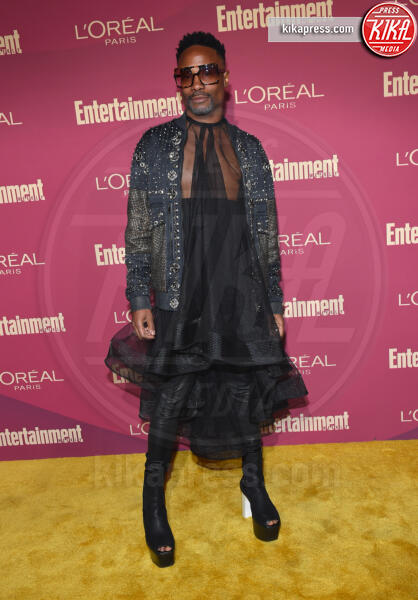 Billy Porter - West Hollywood - 22-10-2019 - Billy Porter, i look più stravaganti sul red carpet