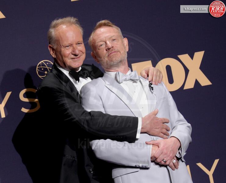 Stellan Skarsgard, Jared Harris - Los Angeles - 22-09-2019 - Emmy 2019: trionfano Fleabag, Game of Thrones e Chernobyl