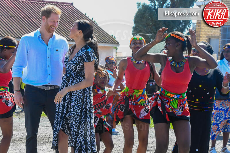 Meghan Markle, Principe Harry - Nyanga - 23-09-2019 - Harry: