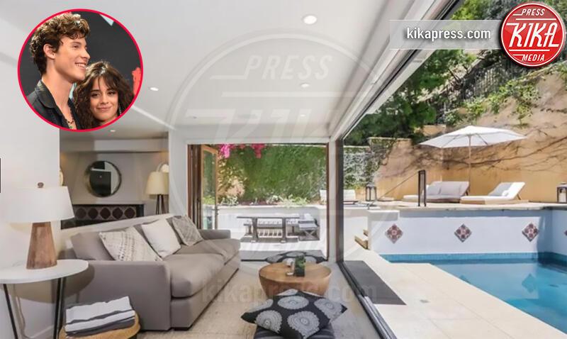 Villa Camila Cabello, Shawn Mendes, Camila Cabello - Hollywood - 24-09-2019 - Camila Cabello e Shawn Mendes, ecco il loro nido d'amore