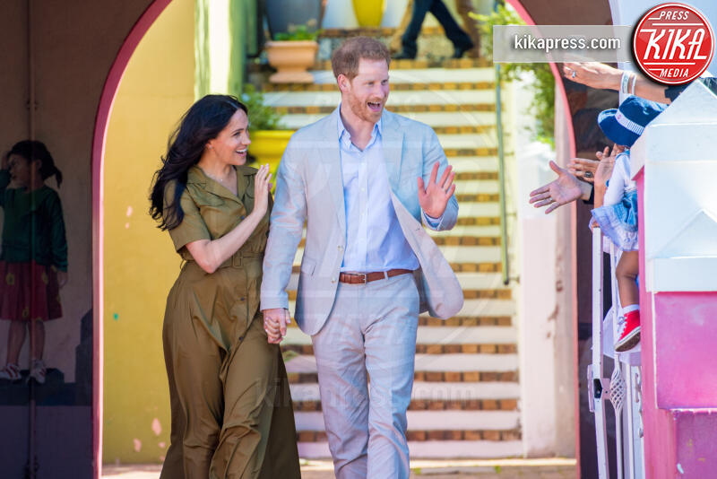 Meghan Markle, Principe Harry - Città del Capo - 24-09-2019 - Harry: