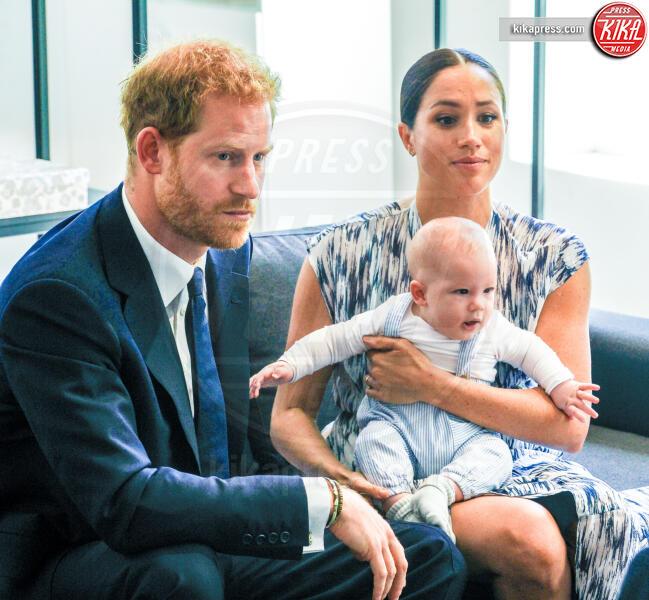 Meghan Markle, Archie Montgomery, Principe Harry - Città del Capo - 25-09-2019 - Addio 2019: gli scandali che ci hanno lasciato a bocca aperta