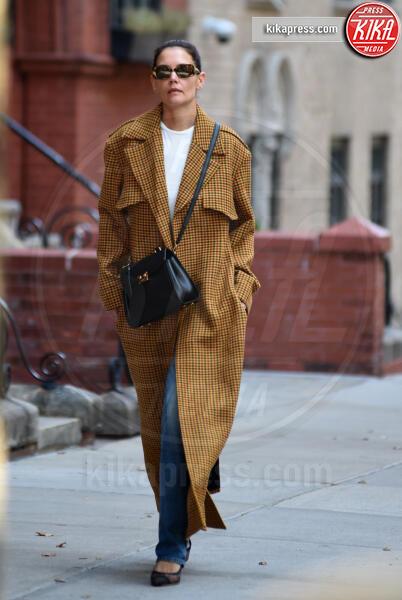 Katie Holmes - New York - 25-09-2019 - La villa a forma di H di Katie Holmes