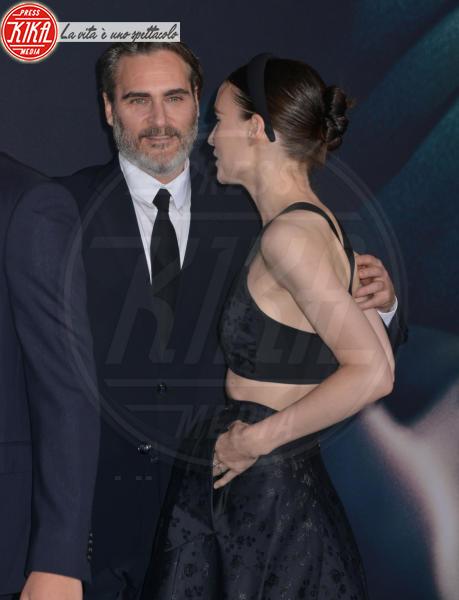 Rooney Mara, Joaquin Phoenix - 28-09-2019 - L'amore discreto di Joaquin Phoenix e Rooney Mara