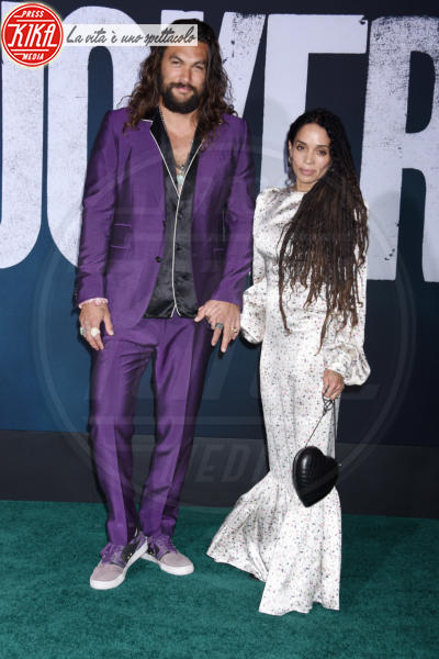 Jason Momoa, Lisa Bonet - Hollywood - 28-09-2019 - L'amore discreto di Joaquin Phoenix e Rooney Mara