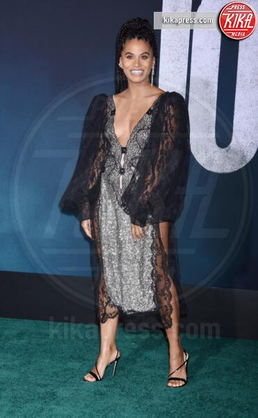 Zazie Beetz - Hollywood - 28-09-2019 - L'amore discreto di Joaquin Phoenix e Rooney Mara