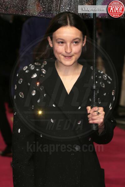 Bella Ramsey - Londra - 30-09-2019 - Renée Zellweger, première sotto la pioggia per Judy