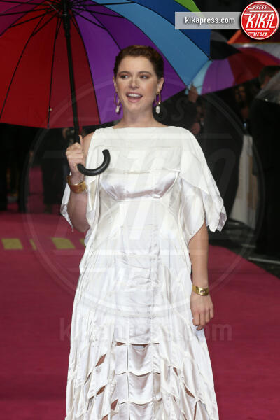 Jessie Buckley - Londra - 30-09-2019 - Renée Zellweger, première sotto la pioggia per Judy