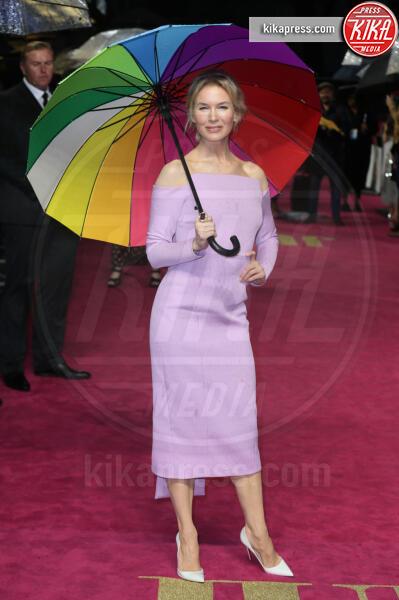 Renée Zellweger, Renee Zellweger - Londra - 30-09-2019 - Renée Zellweger, première sotto la pioggia per Judy