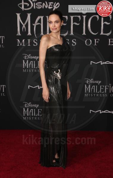 Angelina Jolie - Los Angeles - 30-09-2019 - Angelina Jolie e le (rarissime) volte che ha scelto il colore