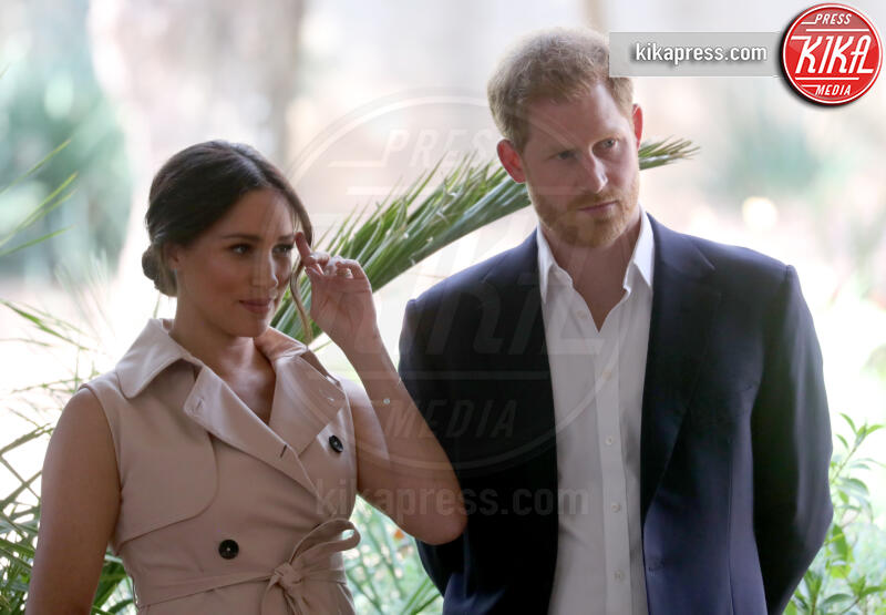 Meghan Markle, Principe Harry - Johannesburg - 02-10-2019 - Emozione Meghan Markle, l'incontro con la vedova Mandela