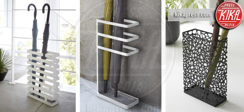 Portaombrelli Brick Layer Nest - Milano - 04-10-2019 - I portaombrelli di design per unire praticità e stile