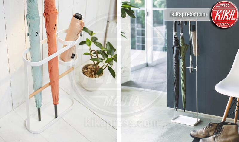 Portaombrelli Tosca Hanger - Milano - 04-10-2019 - I portaombrelli di design per unire praticità e stile