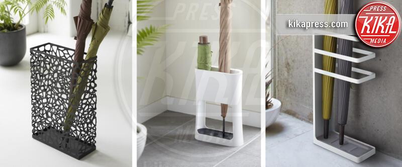Portaombrelli di design - Milano - 04-10-2019 - I portaombrelli di design per unire praticità e stile