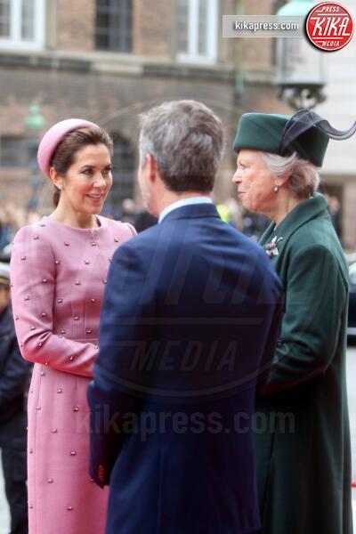 Principessa Mary di Danimarca, Principe Federico di Danimarca, Principessa Benedikte - 01-10-2019 - Mary di Danimarca, l'omaggio a Jackie Kennedy