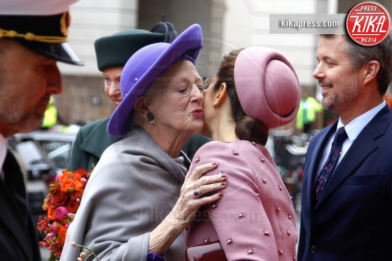 Principessa Mary di Danimarca, Regina Margherita di Danimarca, Principe Federico di Danimarca - 01-10-2019 - Mary di Danimarca, l'omaggio a Jackie Kennedy