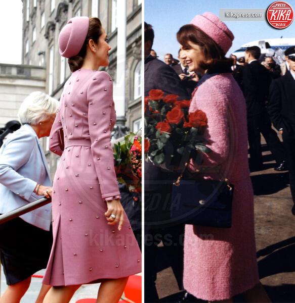 Jackie Kennedy, Principessa Mary di Danimarca - 04-10-2019 - Mary di Danimarca, l'omaggio a Jackie Kennedy