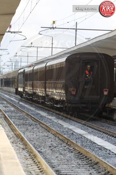 Linea Napoli Portci, Esterni - Napoli - 05-10-2019 - Sergio Mattarella festeggia l'anniversario della Napoli-Portici