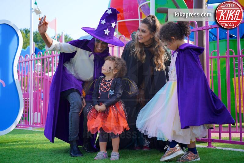 Maddox Boateng, Melissa Satta - Gardaland - Melissa Satta: strega e madrina del Gardaland Magic Halloween