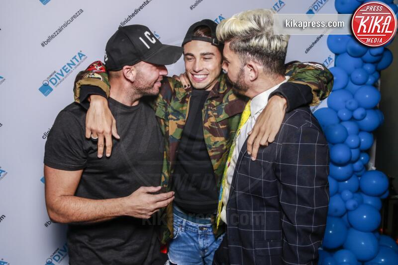 Giacomo Urtis - 05-10-2019 - Bergamo, tanti vip al party per la chirurgia di Giacomo Urtis