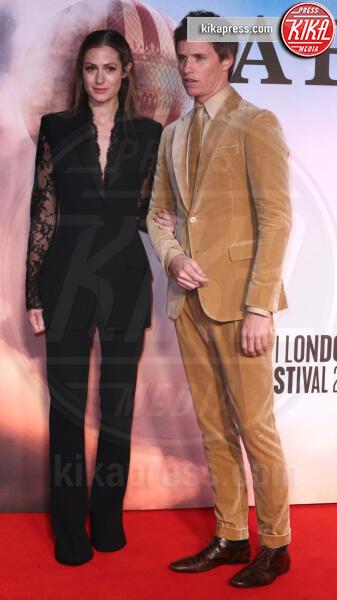 Hannah Bagshawe, Eddie Redmayne - Londra - 07-10-2019 - The Aeronauts, Felicity Jones ed Eddie Redmayne ancora insieme