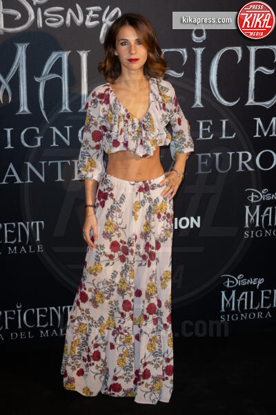Michelle Carpente - Roma - 08-10-2019 - Maleficent: Mistress of Evil, tre sfumature di Jolie