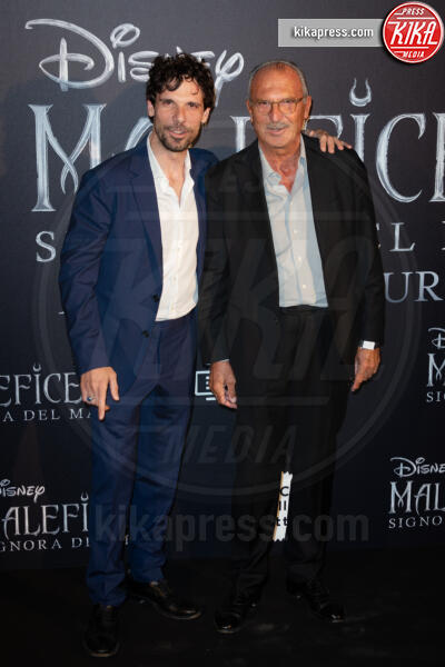 Francesco Montanari - Roma - 08-10-2019 - Maleficent: Mistress of Evil, tre sfumature di Jolie