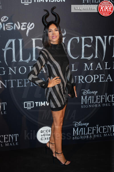 Caterina Balivo - Roma - 08-10-2019 - Maleficent: Mistress of Evil, tre sfumature di Jolie