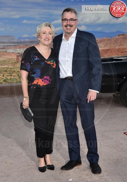 Holly Rice, Vince Gilligan - Westwood - 07-10-2019 - El Camino, alla premiere si ricompone il mondo Breaking Bad